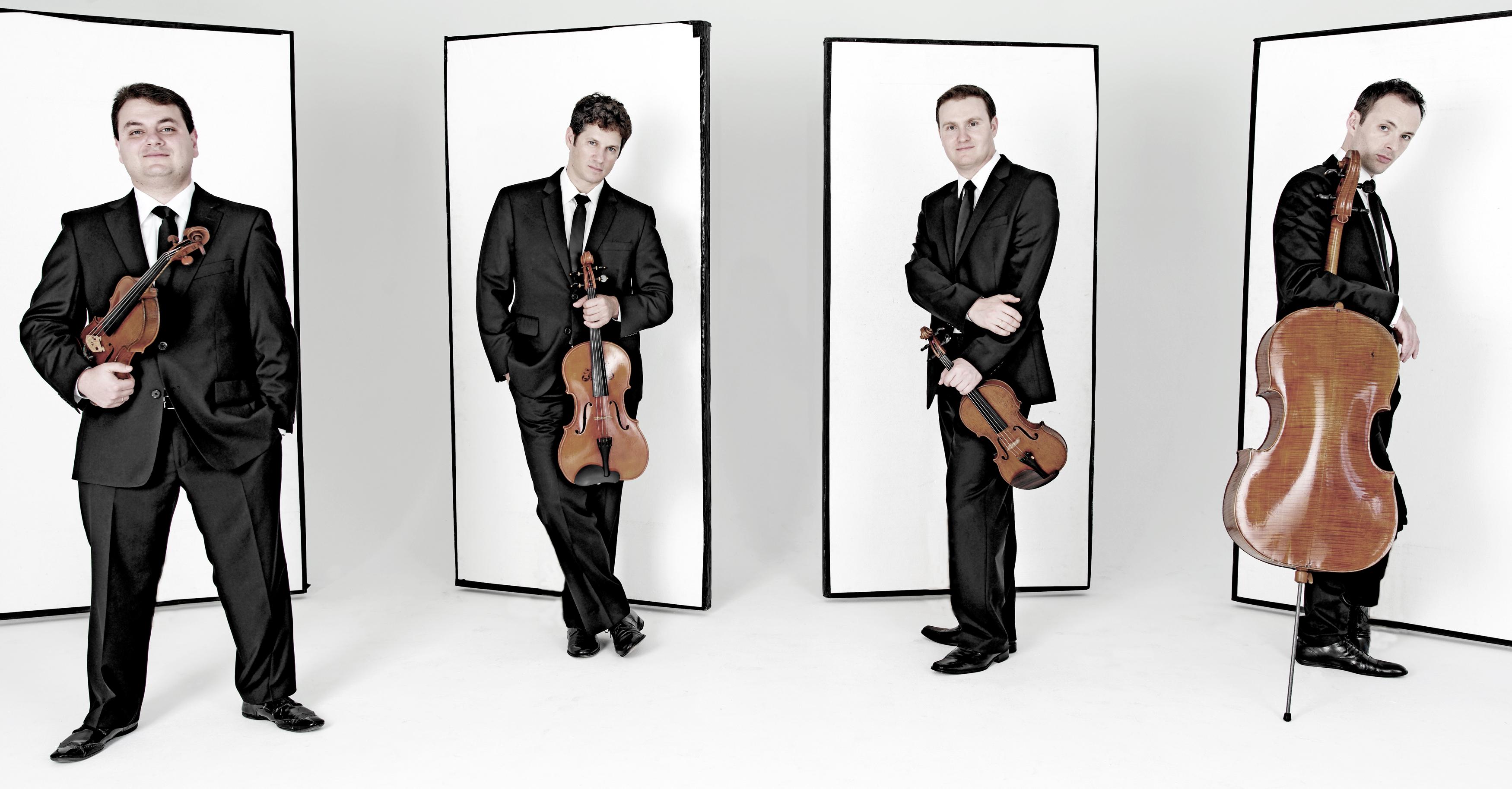 Quatuor de Jérusalem @FelixBroede