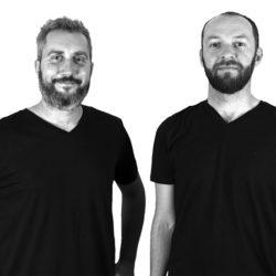 Massimo Racozzi et Fabio Babich