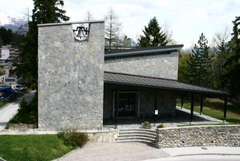 Temple protestant de Crans-Montana