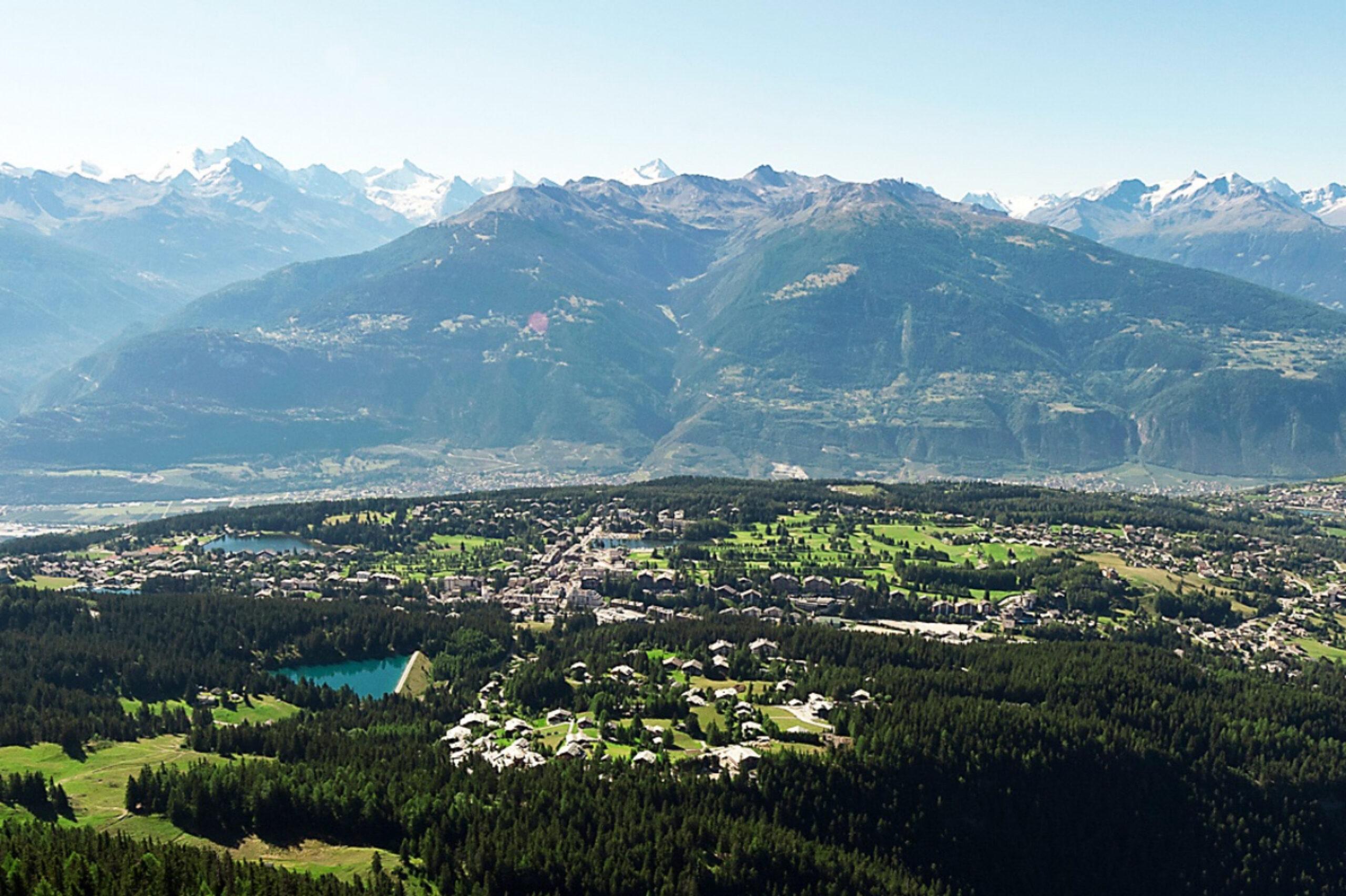 Crans-Montana Panorama