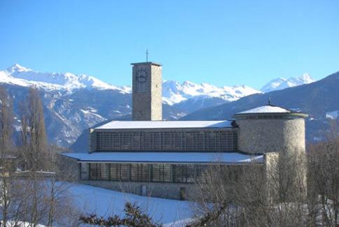 Eglise de Chermignon
