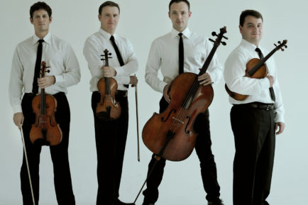Quatuor Jérusalem by Felix Broede