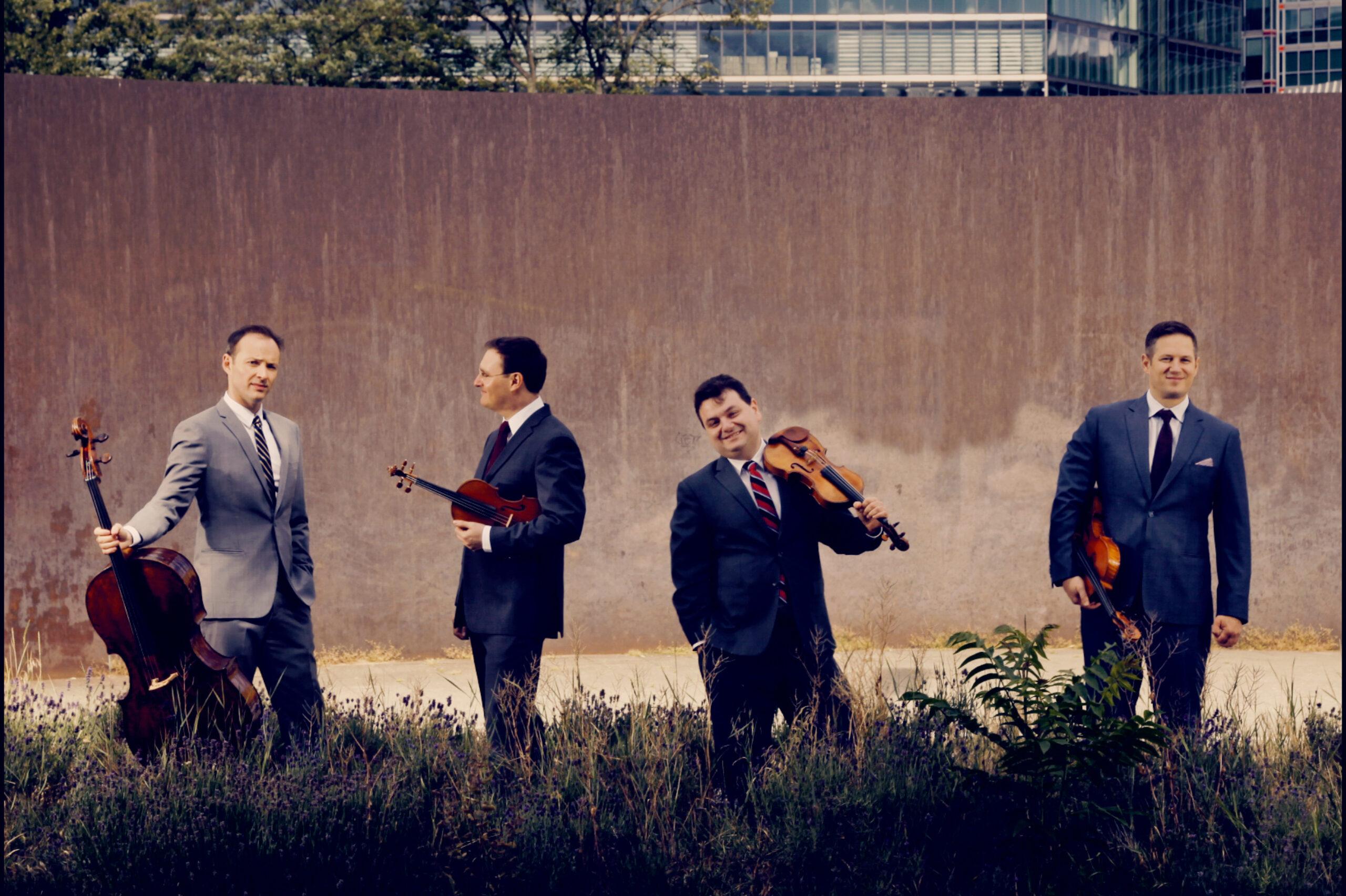 Quatuor Jérusalem_4_by Felix Broede