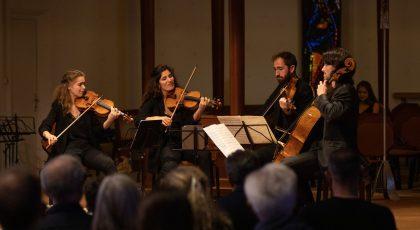 Jerusalem Quartet and participants@CMClassics_ChabLathion (3)
