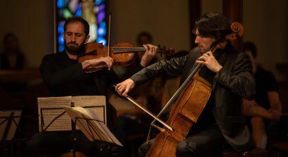 Jerusalem Quartet and participants@CMClassics_ChabLathion (5)