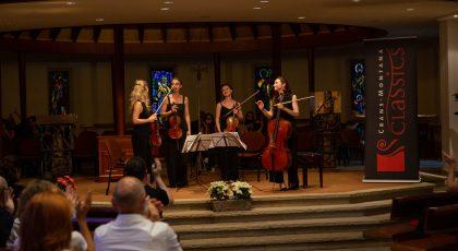 Jerusalem Quartet and participants@CMClassics_ChabLathion (20)