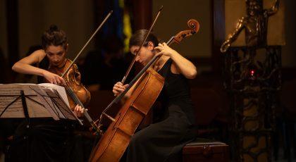 Jerusalem Quartet and participants@CMClassics_ChabLathion (25)