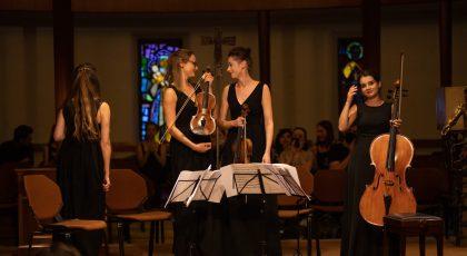 Jerusalem Quartet and participants@CMClassics_ChabLathion (28)